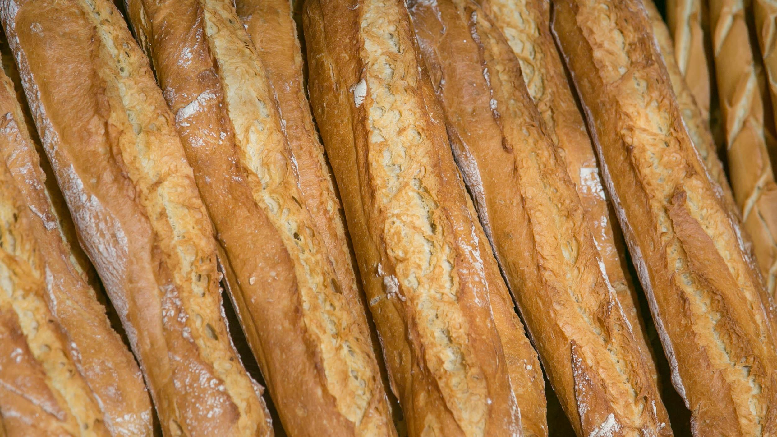 panes más comunes