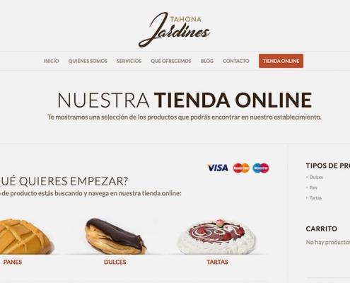 Tienda online de Tahona Jardines